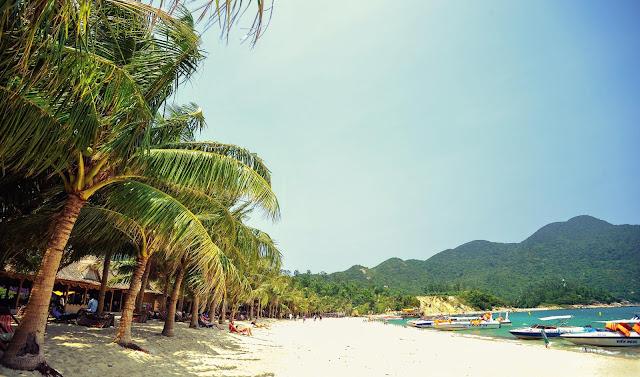 Cu Lao Cham playa, Hoi an