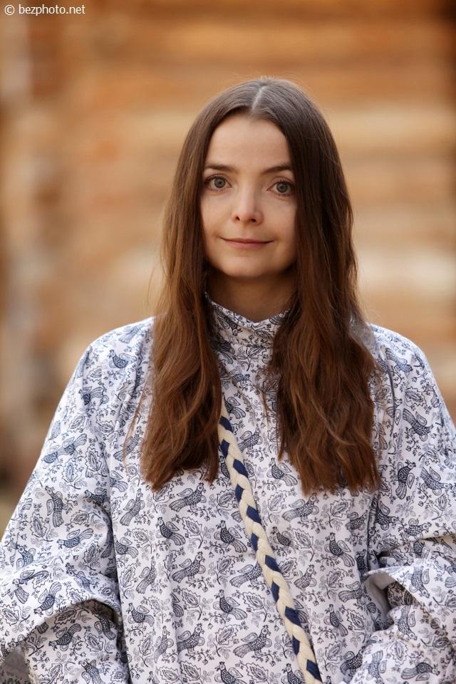 русский стиль моде 2016