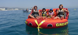 Marbella Sports Boat, Sofá.