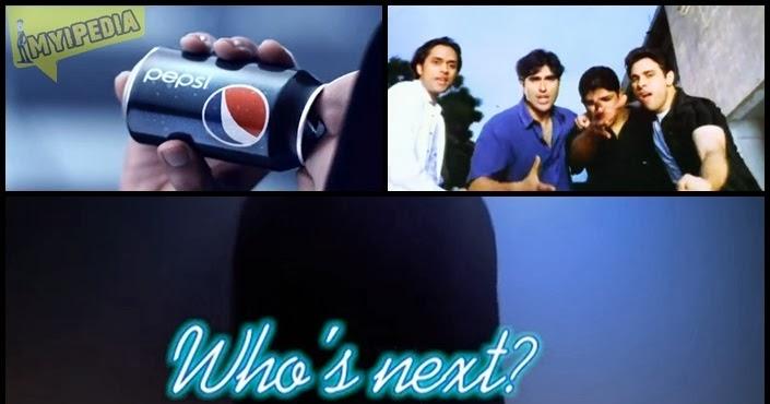 Pepsi Pakistan Idol TVC 2013 - Who's next | Myipedia | TVC
