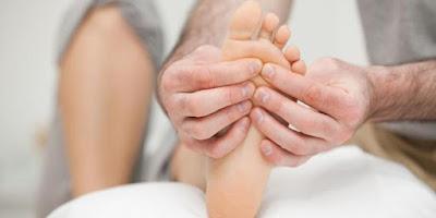 Cara Memijat Kumpulan Titik Pijat Refleksi Untuk Sakit Gigi Berlubang