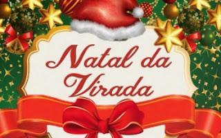 Promoção ACISJB São Joaquim da Barra Natal 2017 Da Virada