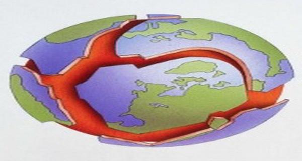 ce se intampla cu placile tectonice continentale