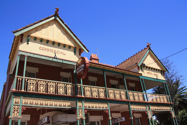 Minyip Historical Buildings