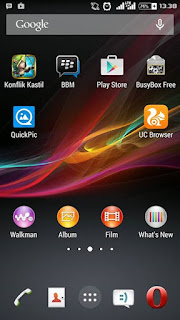 Custom Rom Xperia Z Ultra For Evercoss Elevate Y Power A75L