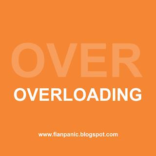 Rangkuman Materi Overloading By Arif Dwi Laksito, M.Kom