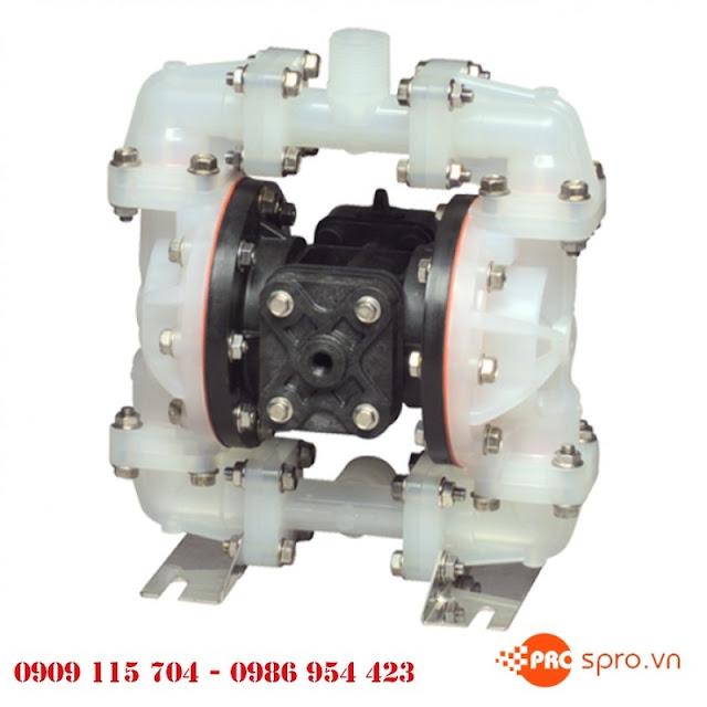 Phân phối máy bơm màng khí nén giá rẻ ở Tp. HCM