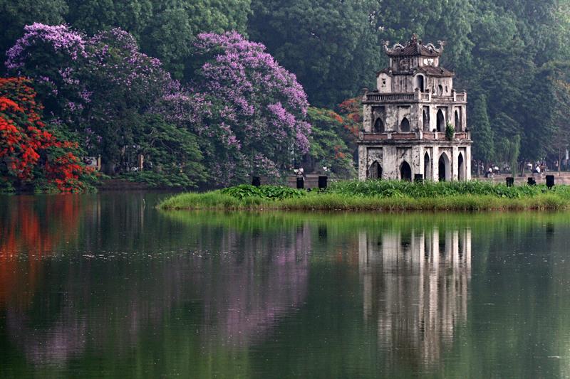 Đền Rùa Hà Nội