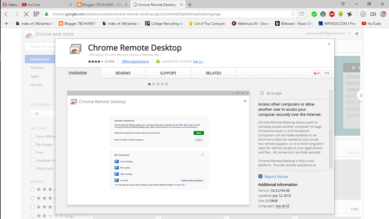 how to download chrome extension
