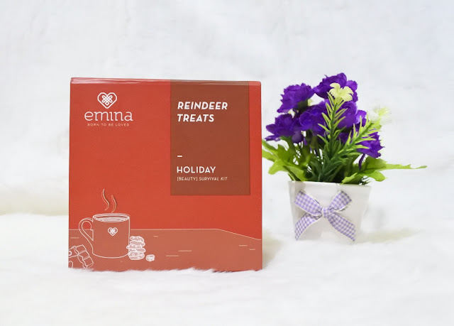 Box Emina Holiday (Survival Kit) Reinder Treats