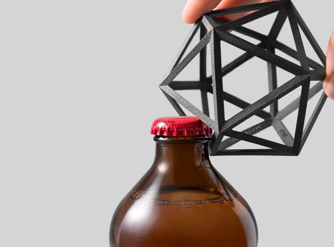 Ico Bottle Opener