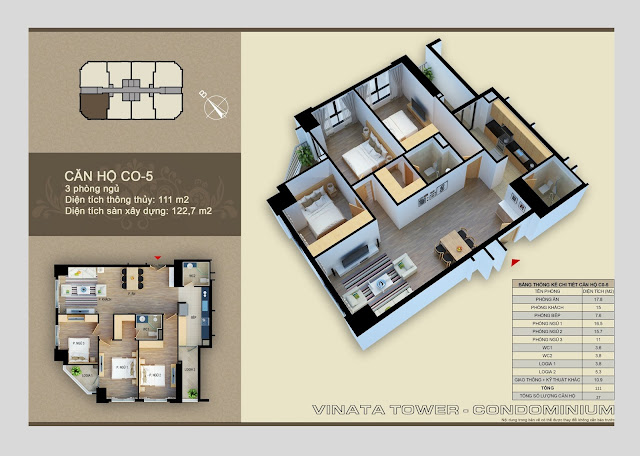 căn hộ c0- 5 chung cư vinata tower