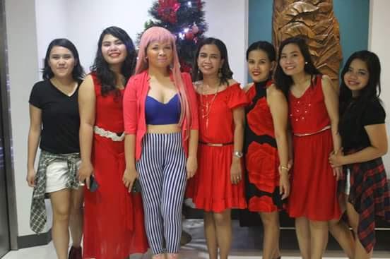 annual company christmas party sassy probinsyana