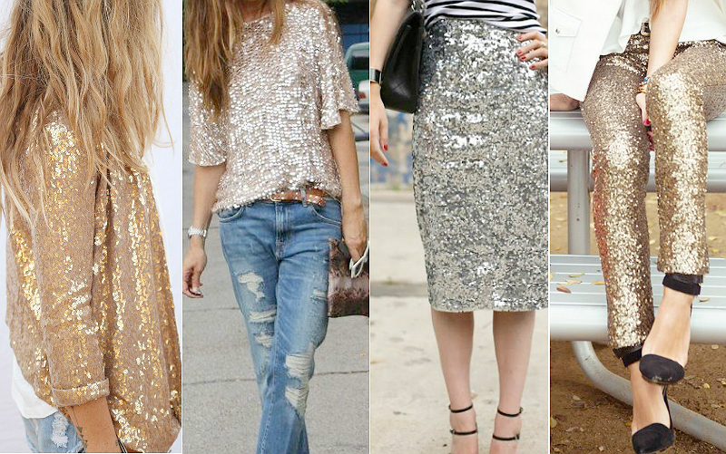 NEW YEAR'S PARTY OUTFIT IDEAS