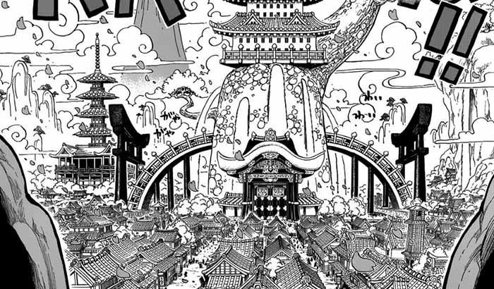 Review Manga One Piece Chapter 909
