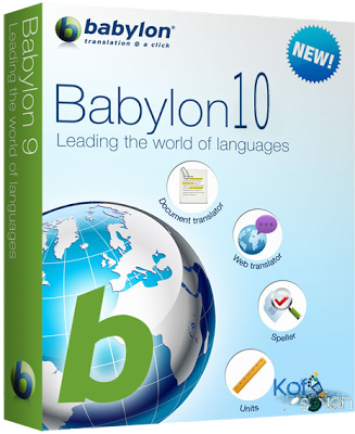 Download Babylon Pro 10 + Crack