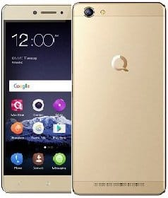 QMobile King Kong MAX MT6755 Official Stock Firmware (Flash File)