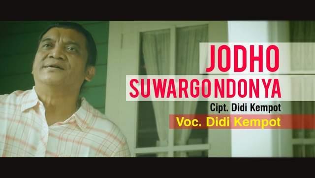 Didi Kempot - Jodho Suwargo Ndonya