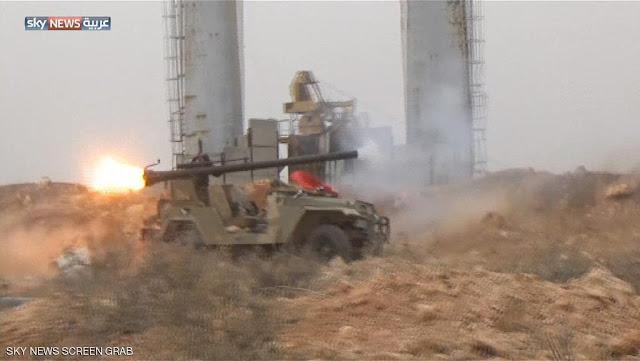 أخبار سوريا اليوم - تفاصيل خبر تفجير أبراج الكهرباء في دمشق