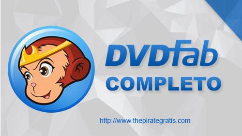 DVDFab 10.0 Crack PT-BR Completo