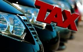 Vehicle tax lanka mp