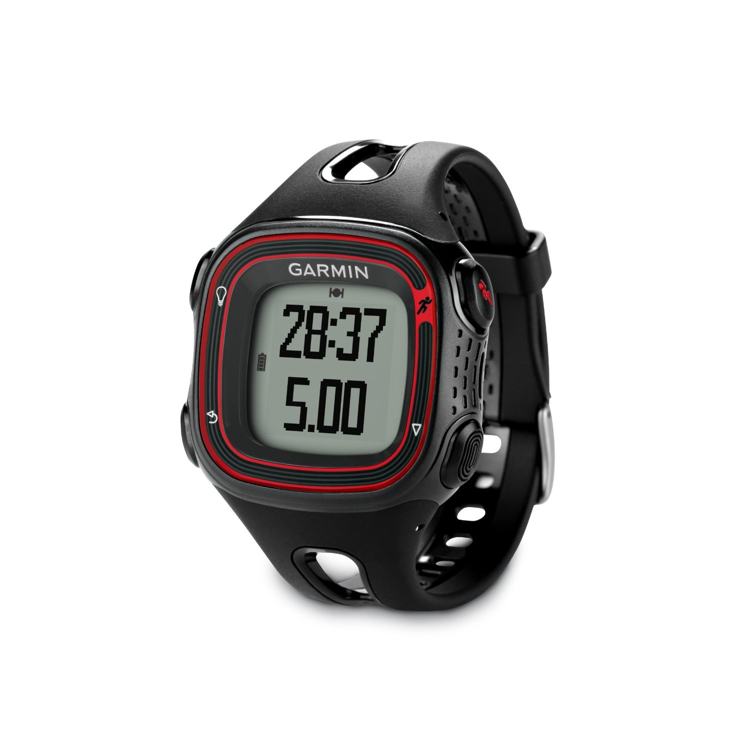 garmin forerunner 10 gps watch review sporting goods. Black Bedroom Furniture Sets. Home Design Ideas