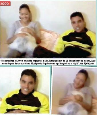 El Futbolista Omar Bravo embarazo a una joven de 16 años