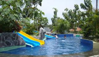 Tiket Masuk Kolam Renang Taman Rekreasi Palem Indah Bekasi