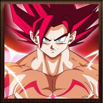 Dragon Ball Super Goku Super Saiyan God - Avatar en HD