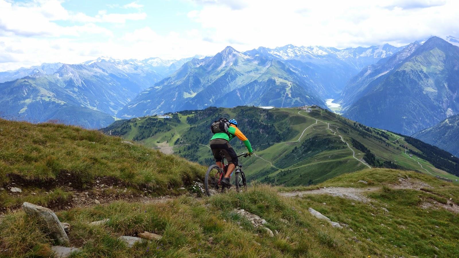 Zillertal Bike Challange 2018