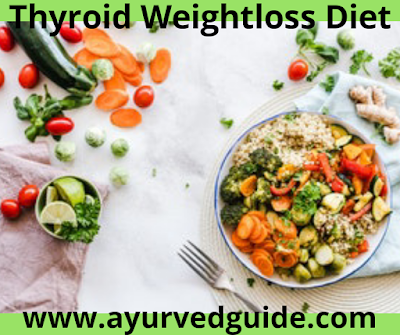 Thyroid Weightloss Diet