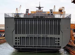 Kapal Perang SSV Kedua ke Filipina