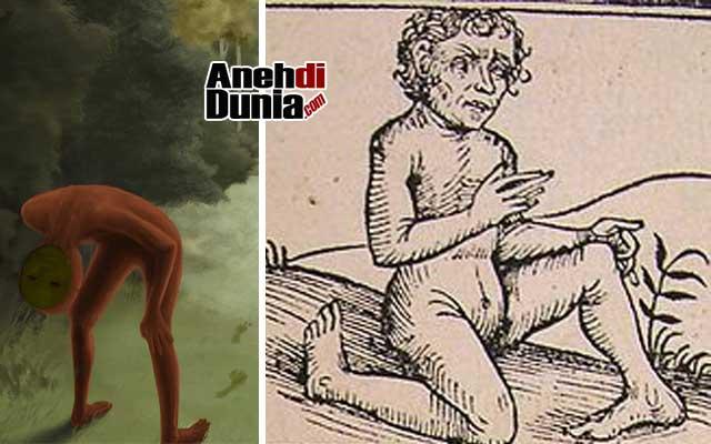 Tidak semua keberadaan makhluk absurd hanya berada di kisah Suku Aneh Yang Dipercaya Pernah Hidup Di Bumi