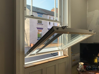 Colins Sash Windows Tilting
