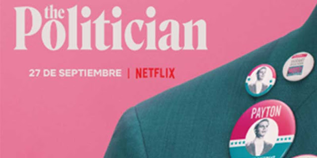 The Politician, Ryan Murphy, Netflix, Serie