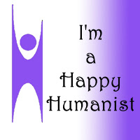 I'm a Happy Humanist - how can anyone hate me