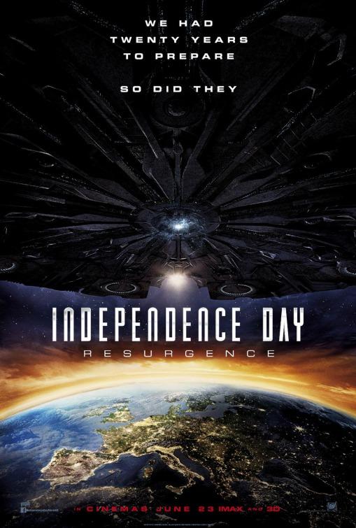 Independence Day: Resurgence [O Dia da Independência: Nova Ameaça]