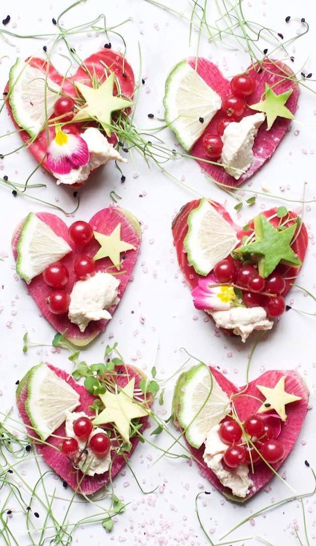 Hearty snacks idea