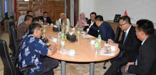 Kunjungi KBRI di Malaysia, Gubernur NTB Harap Dukungan Beasiswa Pendidikan dan Pariwisata