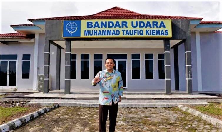 Sip, Landasan Pacu Bandara M. Taufiq Kiemas Ditambah