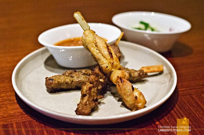 Café Causette Mandarin Oriental Satay