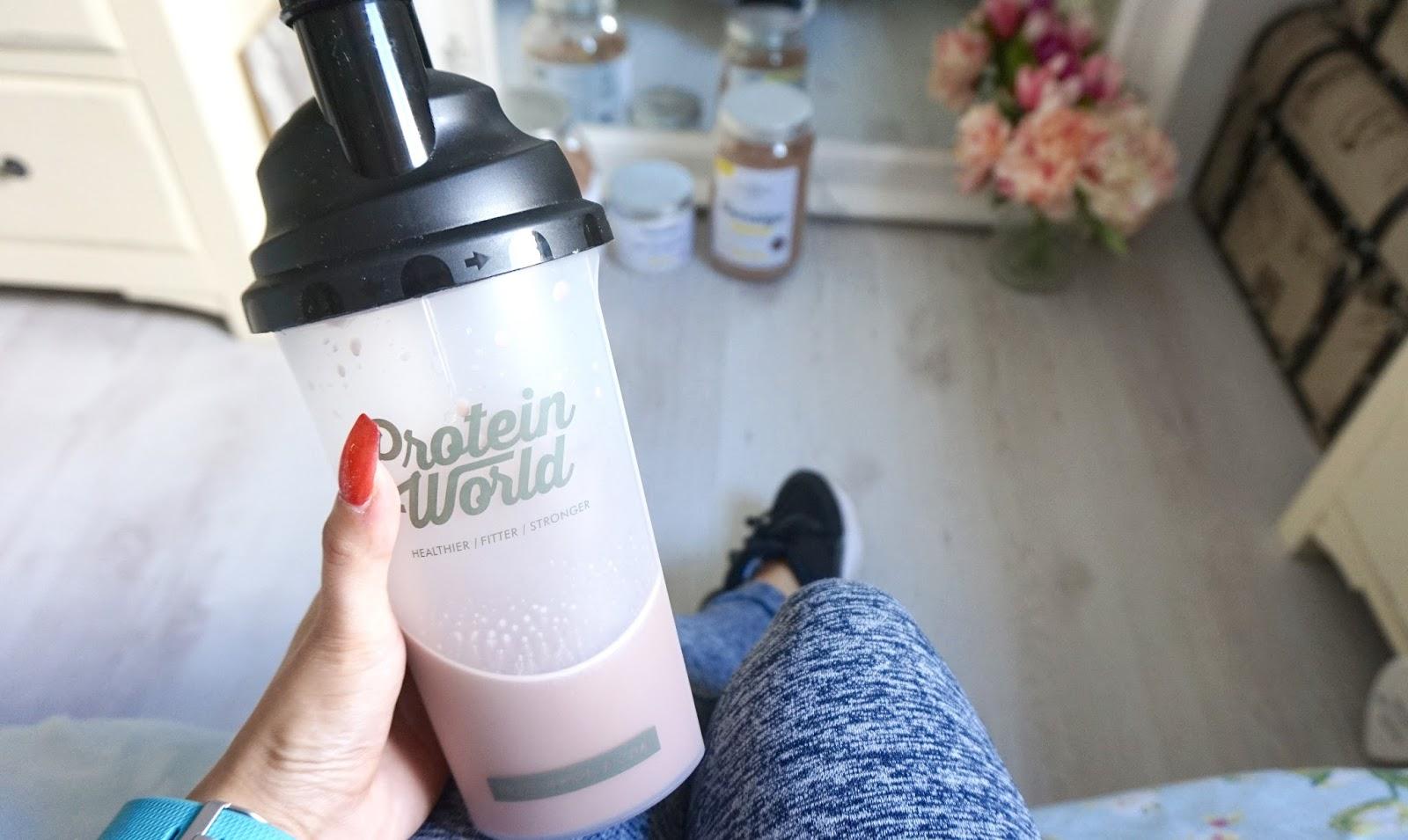 Protein World Slender Blend range
