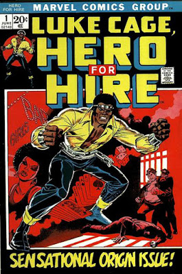 Luke Cage, Hero for Hire #1, John Romita