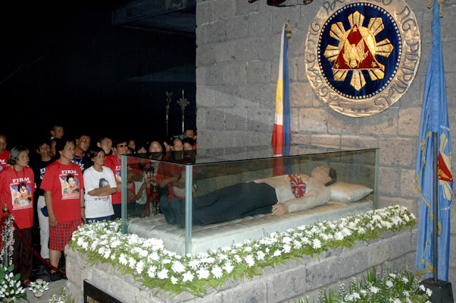 'Burying A Murderer And A Thief Is Not Moving On': Senator Pangilinan Against Marcos' Hero Burial