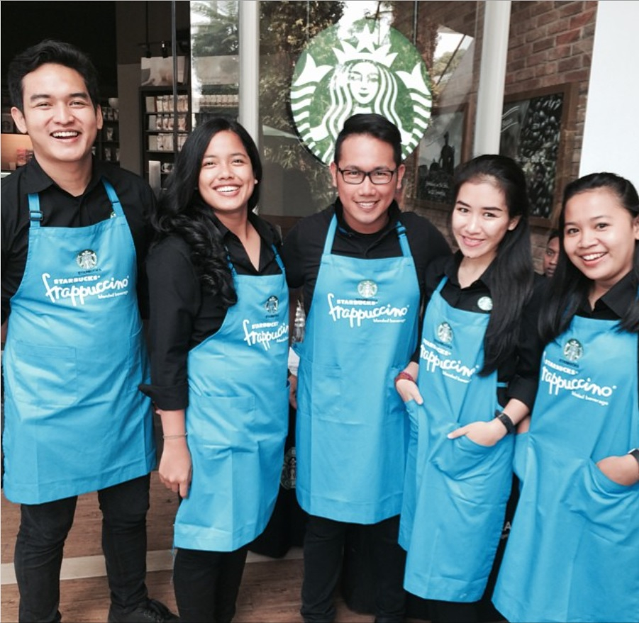 Walk In Interview Barista di Starbucks Indonesia