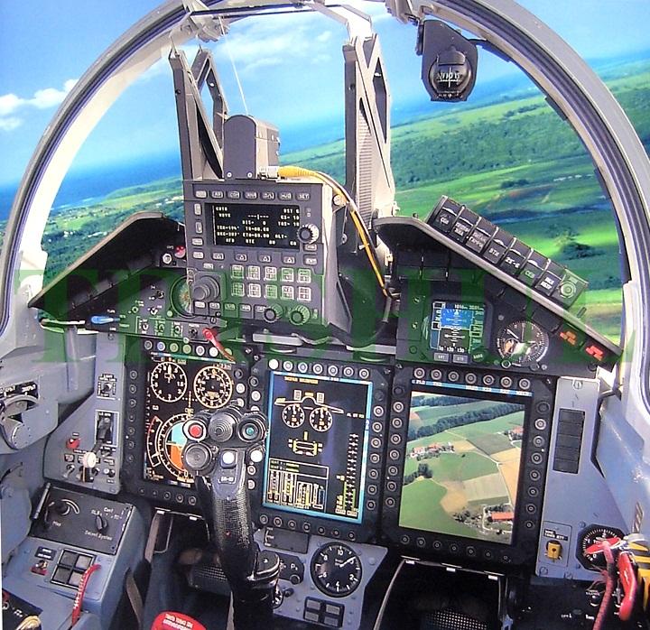 Gripen Cockpit manual
