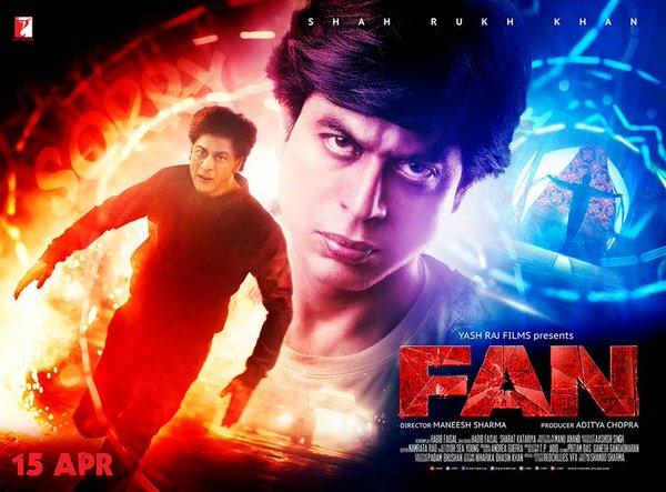 Fan Offficial Poster