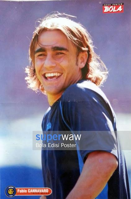 Poster Fabio Cannavaro (Inter Milan)