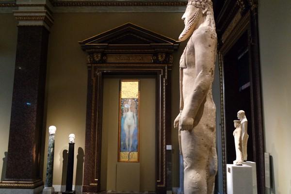 vienne modernisme 2018 klimt nuda veritas khm kunsthistorisches museum
