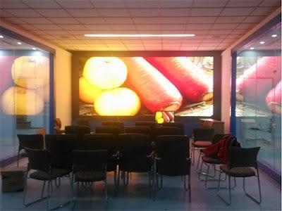 Cung cấp lắp đặt màn hình led p5 indoor tại Nam Định